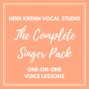 The Complete Singer Pack
